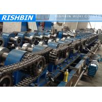 Cheap Galvanized Steel Z Purlin Roll Forming Machine Hydraulic Punching for sale