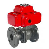 Electrical actuated gate valve 230v 24v 12v 110v electric actuator valve ware treatment heating oil refining