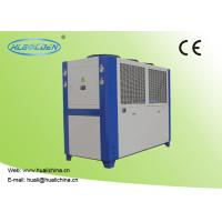 Cheap 9.2~142.2 KW Industrial Air Cooled Water Chiller Galvanized Sheet Shell for sale