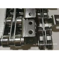 Cheap Customized Production Stainless Steel Chain Link Plate With Attachment for sale