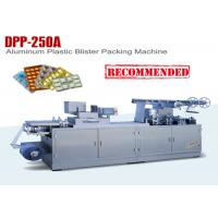 GMP Standard Compact Automatic Blister Packing Machine PLC Touch Screen
