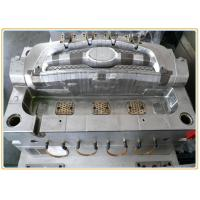 Buy cheap Auto Decoration Grating Plate Plastic Injection Mold Tooling , Precise Plastic from wholesalers