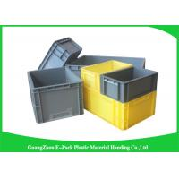 Cheap Industrial Heavy Duty  Euro Stacking Containers 20L Load Capacity 20kg Space Saving for sale