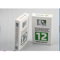 Coated Paper Pharmaceutical Packaging Box Glossy Finish For Health Care Products