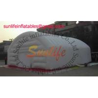 inflatable air constant pvc outdoor event show tent