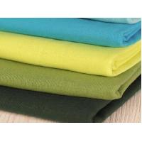 Quality 60/40  LINEN COTTON FABRIC PLAIN DYED WITH SOLID COLOUR  CWT #2020 for sale