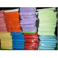 Double Sided Pastel Colored Copy Paper , Multifunction Coloured Craft Paper For Kids