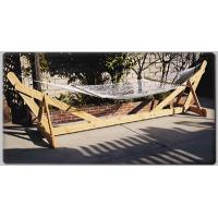 Cheap Big Size Wooden Hanging Hammock Chair for sale