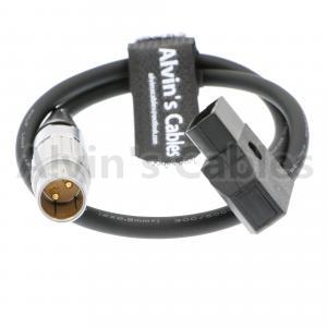 Cheap 2B lemo 2 pin Cable Power from a Cinema Pro JR pan tilt head to LONTONO fiber for sale
