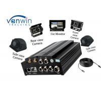 Cheap 4G H.264 MDVR truck security system , Digital Smart DVR Support Andriod / IOS for sale