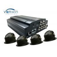Cheap RS232 GPRS analysis camera passenger counter Vehicle MDVR with GPS Tracking, 3G / 4G for sale