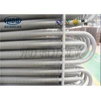 Cheap Boiler Pressure Parts Spiral Finned Economizer Power Plant ASME Standard for sale