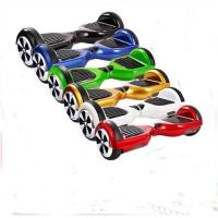 2 wheel 6.5 inch self balancing stand up electric hoverboard electric smart  scooter