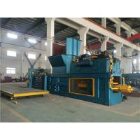 Low Noise Hydraulic  Baler / Plastic Baling Machine Rated Speed 980 Rpm