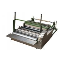 Large Servo Slitter Rewinder Machine Non Woven Fabric Cutting Machine