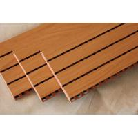 Studio Room Wooden Grooved Acoustic Panel MDF Board