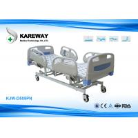 Cheap PP Side Rails High Low Bed Hospital Bed , Adjustable Medical Bed For Hospital Patient for sale