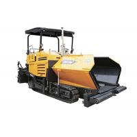 Buy cheap 140kw Engine Mechanical Assembling Screed Asphalt Paving Machine With Gas Heating from wholesalers