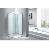 Cheap Popular Glass Bathroom Shower Cabins Free Standing Type KPNF009 for sale