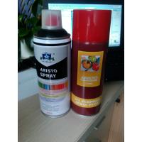 Cheap Fast Drying High Gloss Acrylic Spray Paint 400ml Metal Color SGS for sale