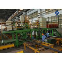 Cheap High Frequency Membrane Panel Tube Finning Machine / Production Line for sale