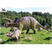 Cheap High Simulation Attractive 	Giant Dinosaur Statue Replica For Amusement Park for sale