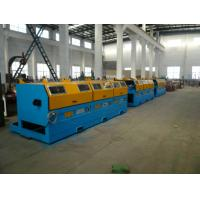 Low Carbon Steel Cnc Drawing Machine , Precise Design Drawing Wire Machine
