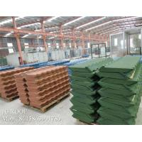 Cheap Colorful Stone Coated Steel Roofing Tile Zinc Corrugated RoofingSheet/ Al-Zn Alloy Coated metal Sheet Material Roof Tile for sale