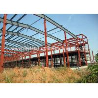 Cheap High Tensile Pre Engineering Steel Building Warehouse Solid Insulation for sale