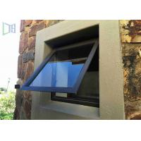 Cheap Customized Double Glazed Aluminum Awning Windows For Residential Building for sale