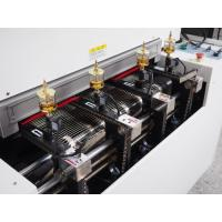 DS-1200 Reflow Soldering Machine 30 Minutes Warming Time Large-size with PLC control system