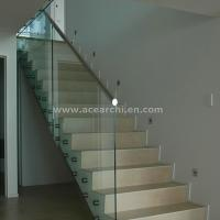 Quality Indoor Standoff Glass Railing Stainless Steel Staircase Railing  Price India Wholesale ...