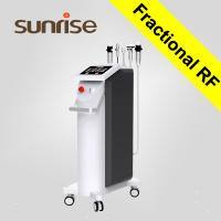 Buy cheap RF with fractional microneedle, microneedle fractional rf scar removal from wholesalers