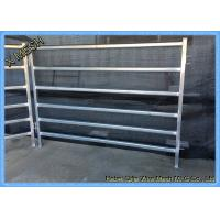 Cheap Hot Galvanized Horse Wire Mesh Fence Panels Steel Pipe Silver Color For Farm for sale