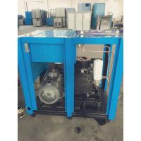 7.5kw Power Central Pneumatic Air Compressor Unique Enlarged Cooling System