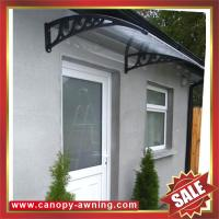 excellent porch window door polycarbonate pc diy awning canopy rh canopy awning com wholesale autoplansearch com