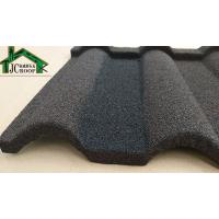 Cheap Manufacturer of Anti-fade Galvalume Stone Coated Metal Roofing Tile for sale