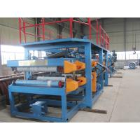 Quality 1250mm Width EPS Sandwich Panel Production Line 28Kw for Warehouse for sale