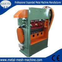 PLC Control Light Type Expanded Metal Machine