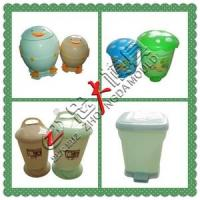 Cheap plastic trash can mould 002 for sale
