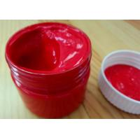 Red Color Liquid Photoimageable Solder Mask Pcb Ink For Industry