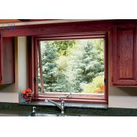 Cheap Customized Professional Aluminium Awning Windows with Rubber Seal for sale