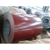 Galvalume Painted Steel Coil 2/2 Coated Layer For Corrugated Sheet