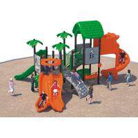 Cheap Small Size Outdoor Playground Equipment Professional Kids Entertainment Place for sale