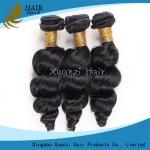 Cheap Long Lasting Malaysian Virgin Hair Extensions Loose Wave 100%  Virgin Hair for sale