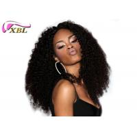 Kinky Curly 100% Virgin Human Hair With Cuticle Intact Full Length And Thickness