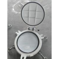 Cheap Fixed Model Portlights Marine Windows Marine Ships Scuttle Window With Storm Cover for sale