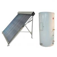 CE certified household low pressure stainless steel solar heating system