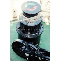 Vertical Electric Marine Mooring Rope Capstan