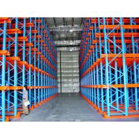 Cheap Double Entry Drive In Pallet Rack For High Density Pallet Storage for sale